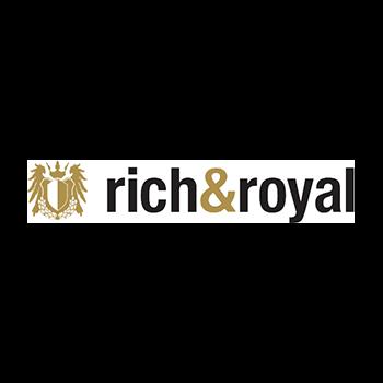 G-fashion rich&royal Logo