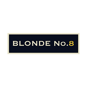 G-fashion Blonde-no-8 Logo
