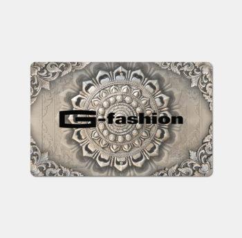G-fashion Gutscheinkarte Mandala