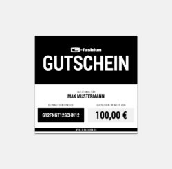 G-fashion Gutschein Web